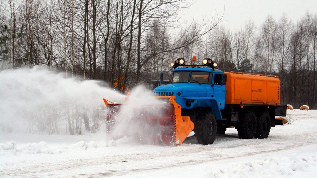 Снегоочиститель шнекороторный Амкодор 9531-03