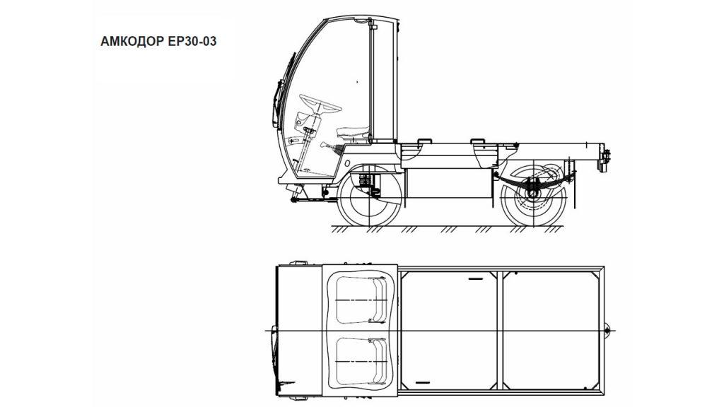 Амкодор ЕР30-03