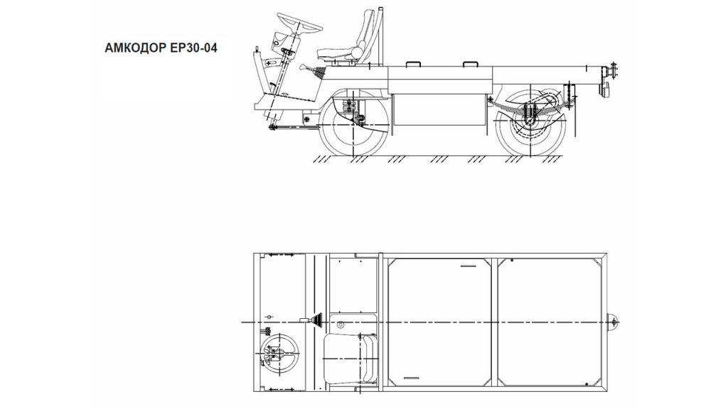 Амкодор ЕР30-04