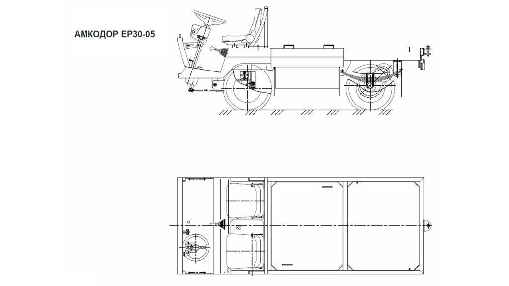 Амкодор ЕР30-05