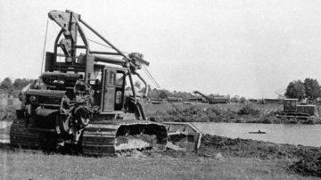 Канатно-сирегирная установка КСУ-180