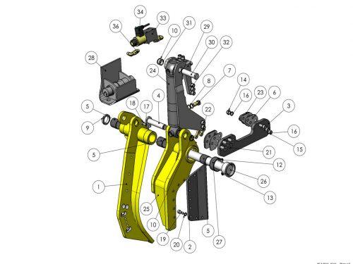 Pro AX (опция) KESLA 25RHII(RHS)